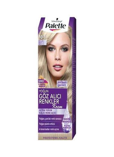 Palette Palette Yoğun Göz Alıcı Renkler Saç Boyası 10-1 Renkli